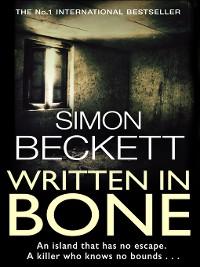 Cover Written in Bone