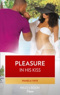 Cover Pleasure In His Kiss (Love in the Hamptons, Book 1)