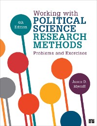 Cover Working with Political Science Research Methods