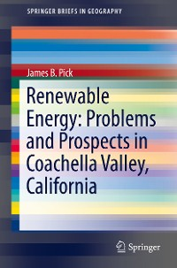 Cover Renewable Energy: Problems and Prospects in Coachella Valley, California