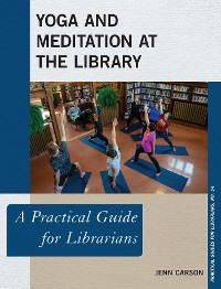 Cover Yoga and Meditation at the Library