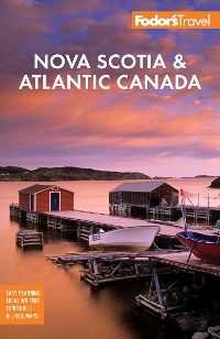 Cover Fodor's Nova Scotia & Atlantic Canada