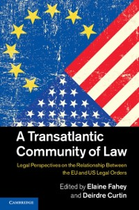 Cover Transatlantic Community of Law