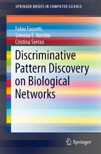 Cover Discriminative Pattern Discovery on Biological Networks