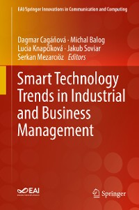 Cover Smart Technology Trends in Industrial and Business Management