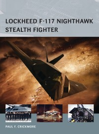 Cover Lockheed F-117 Nighthawk Stealth Fighter