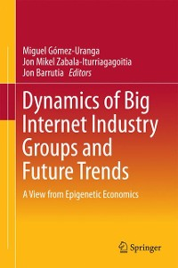 Cover Dynamics of Big Internet Industry Groups and Future Trends