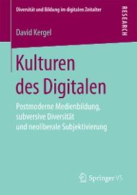 Cover Kulturen des Digitalen