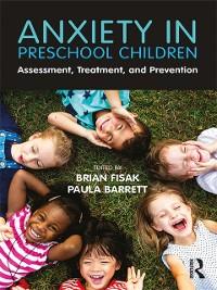 Cover Anxiety in Preschool Children