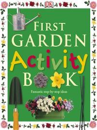 Cover First Garden Activity Book