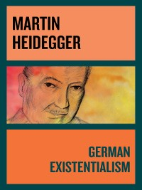 Cover German Existentialism