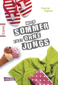 Cover Conni 15 2: Mein Sommer fast ohne Jungs