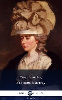 Cover Complete Works of Frances Burney (Delphi Classics)