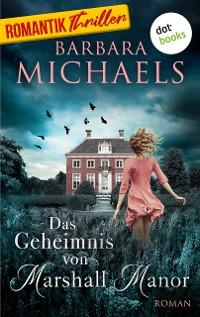 Cover Das Geheimnis von Marshall Manor