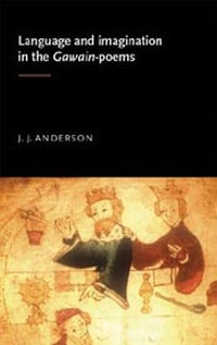 Cover Language and imagination in the Gawain poems
