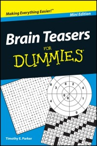 Cover Brain Teasers For Dummies, Mini Edition