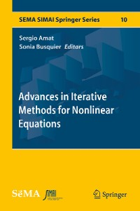 Cover Advances in Iterative Methods for Nonlinear Equations