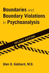 Cover Boundaries and Boundary Violations in Psychoanalysis