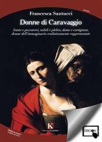 Cover Donne di Caravaggio