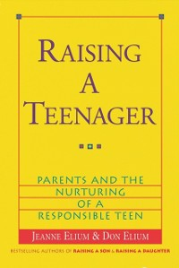 Cover Raising a Teenager