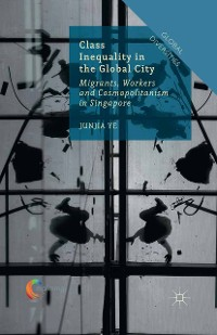 Cover Class Inequality in the Global City