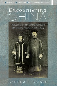 Cover Encountering China