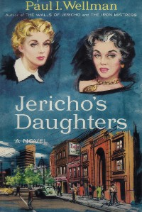 Cover Jericho's Daughters