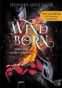 Cover XXL-Leseprobe: Windborn