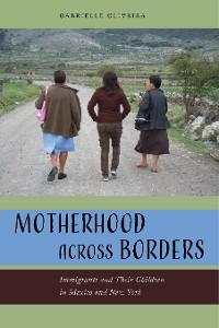 Cover Motherhood across Borders