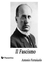 Cover Il Fascismo