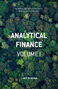 Cover Analytical Finance: Volume I