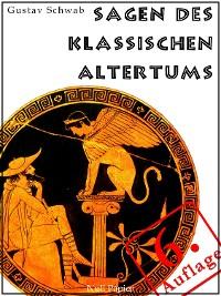 Cover Sagen des klassischen Altertums