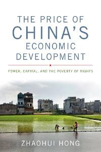 Cover The Price of China's Economic Development
