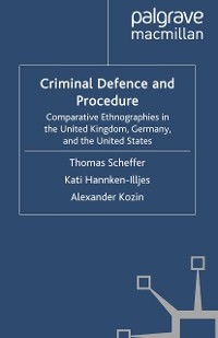 Cover Criminal Defence and Procedure