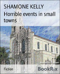 Cover Horrible events in small towns