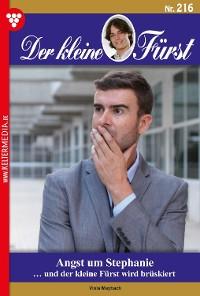 Cover Der kleine Fürst 216 – Adelsroman