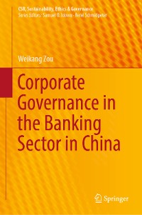 Cover Corporate Governance in the Banking Sector in China