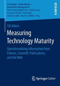 Cover Measuring Technology Maturity