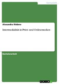 Cover Intermedialität in Print- und Onlinemedien