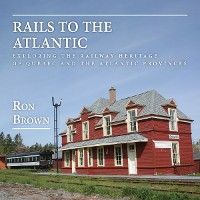 Cover Rails to the Atlantic