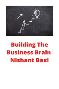 Cover Building The Business Brain