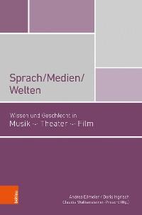 Cover Sprach/Medien/Welten