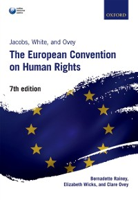 Cover Jacobs, White, and Ovey: The European Convention on Human Rights