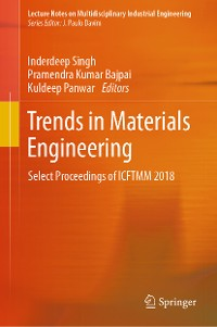 Cover Trends in Materials Engineering