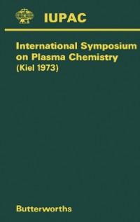 Cover Plasma Chemistry