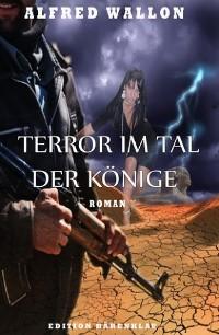 Cover Terror im Tal der Könige: Roman