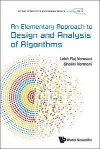 Cover An Elementary Approach to Design and Analysis of Algorithms