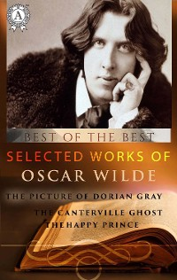Cover Selected works of Oscar Wilde