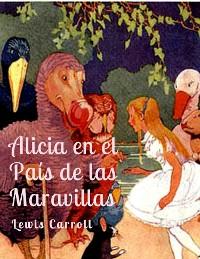 Cover Cuento de Alicia en el País de las Maravillas