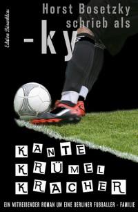 Cover Kante Krümel Kracher